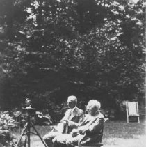 Image of Edison Broadcast from Garden - Unknown