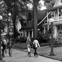 Image of Vincent Ave. Brick Walk - Unknown