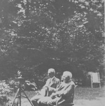 Image of Edison and Ford - Unknown