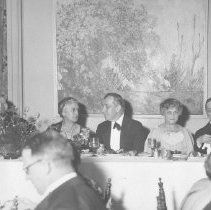 Image of Dinner at The Town Hall, NYC - Unknown