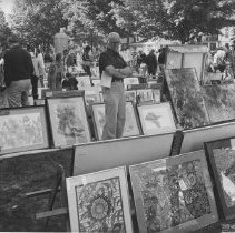 Image of Bestor Plaza Art Show - Mahan, Gordon