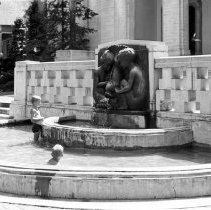 Image of Norton Hall Fountain - Unknown
