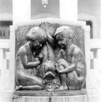 Image of Norton Hall Fountain - Wagner, Harold
