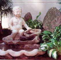 Image of Garden Fountain - Unknown