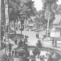 Image of Early Garden Pool - Unknown