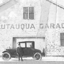 Image of Chautauqua Garage - Unknown