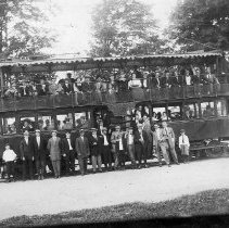 Image of Double Decker Trolley - Unknown