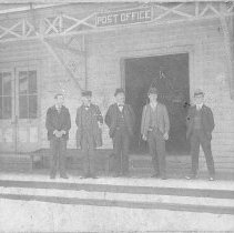 Image of Early Post Office - Unknown