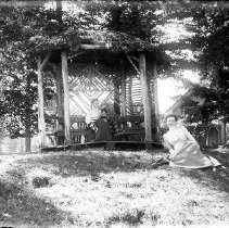 Image of Summer House and Gazebo - Unknown