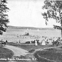 Image of The Bathing Beach - Unknown