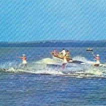 Image of Water Skiing - C.S. Thomas?