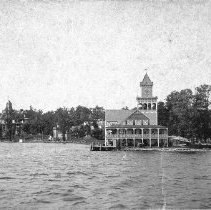 Image of The Old Pier Building - Unknown
