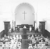 Image of Hall of Christ Rededication - Wertz, Silas G.