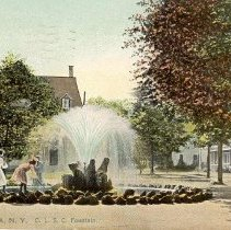 Image of CLSC Fountain - Unknown