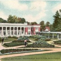 Image of Colonnade & Pergola - Unknown
