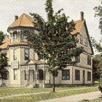 Image of CLSC Alumni Hall - George V. Millar?
