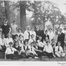 Image of Physical Education Instructors - Unknown
