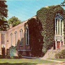 Image of Hurlbut Memorial Community Church - Unknown