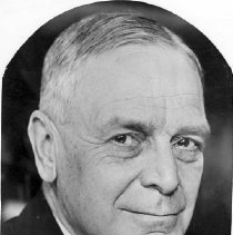 Image of George E. Vincent, President of Chautauqua Institution - Unknown