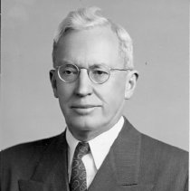 Image of Judge W. Walter Braham, President of Chautauqua Institution - Unknown
