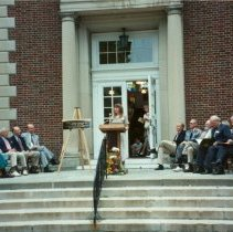Image of Dedication of Smith Memorial Library Renovations - Unknown