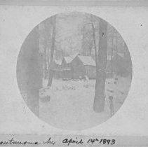 Image of Winter Scene - Unknown