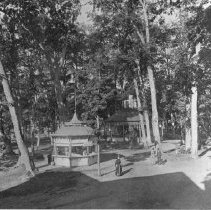 Image of Refreshment Stand - Unknown