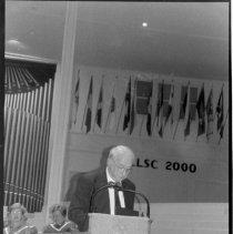 Image of Chautauqua Institution President, Daniel Bratton - Voltman, Jean