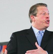 "Image of Al Gore: ""An Inconvenient Truth"" - Gauriloff, Meghan"
