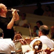Image of Soloist Richard Sherman, CSO - Gauriloff, Meghan