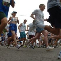 Image of Old First Night Run - Hanewinckel, Chris