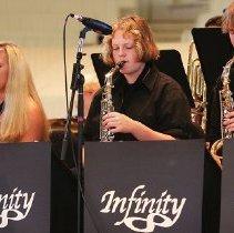 Image of Infinity Big Band - Gauriloff, Meghan