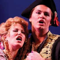 Image of The Gondoliers - Gauriloff, Meghan