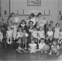 Image of Hospitality House Baby Show - Wagner, Harold