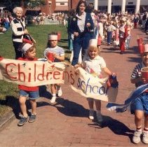 Image of Children's School Fourth of July Parade - Unknown