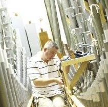 Image of Massey Organ at 100 Years - Cornuelle, Marie