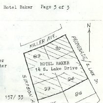 Image of 14 S. Lake Dr. (Baker Hotel)