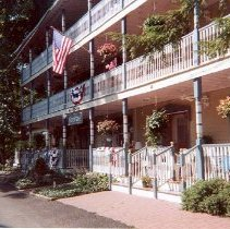 Image of 6 Roberts Ave. August 2001