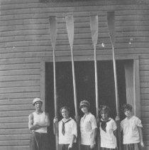 Image of Chautauqua Girls Crew - Unknown