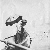 Image of Boating on Lake - Unknown