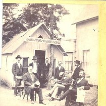 Image of Editorial Corps Chautauqua Herald - Johnson, George G.