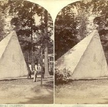 Image of Model of Pyramid--At Fairpoint - Walker, L.E.