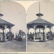 Image of Lookout Arbor and Chautauqua Bells - Walker, L.E.