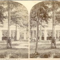 Image of Hall of Philosophy--At Chautauqua, N.Y. - Walker, L.E.