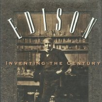 Image of Edison, inventing the century - Baldwin, Neil