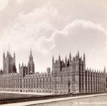 Image of Houses of Parliament, London -