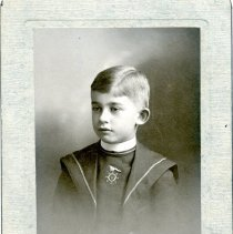 Image of Young Henry Newman -
