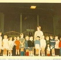 Image of Nursery School Children at OFN - Bragdon, Helen D.
