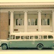 """Image of """"Spirit of Chautauqua"""" First Bus - Bragdon, Helen D."""