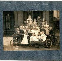 Image of Elizabeth Miller's Kindergarten Class -